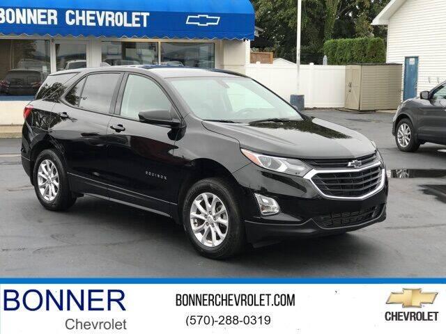2019 Chevrolet Equinox for sale at Bonner Chevrolet in Kingston PA