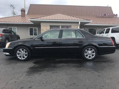 2006 Cadillac DTS for sale at Motors Inc in Mason MI