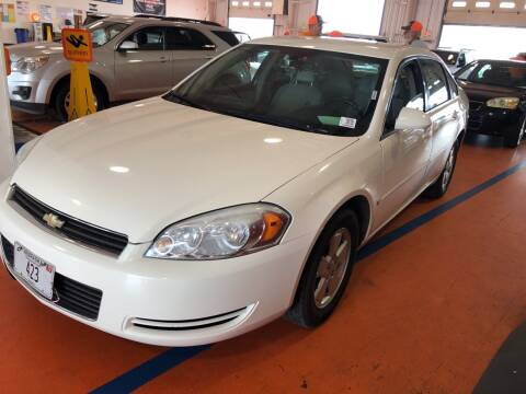 2007 Chevrolet Impala for sale at Sonny Gerber Auto Sales in Omaha NE