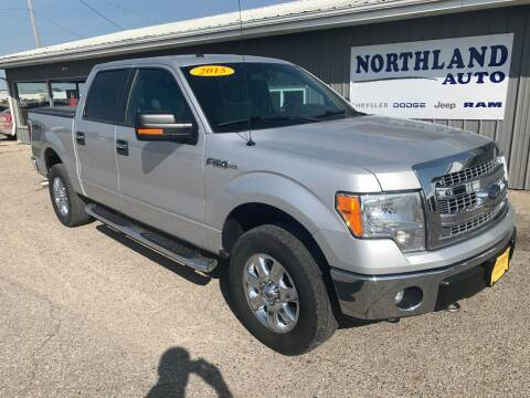 2014 Ford F-150 for sale at Northland Auto in Humboldt IA