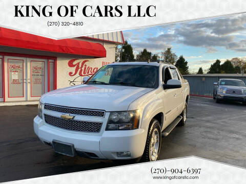 2011 Chevrolet Avalanche for sale at King of Cars LLC in Bowling Green KY