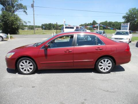 2007 Honda Accord for sale at All Cars and Trucks in Buena NJ