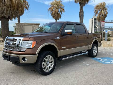 2012 Ford F-150 for sale at Motorcars Group Management in San Antonio TX
