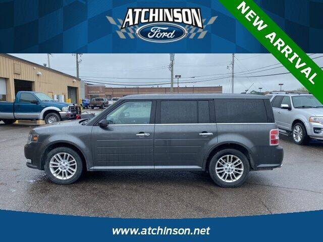 2018 Ford Flex for sale at Atchinson Ford Sales Inc in Belleville MI