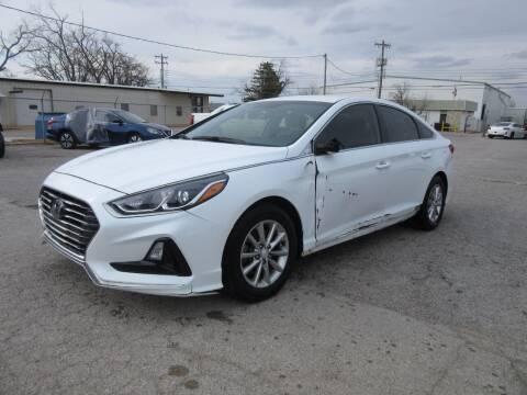 2018 Hyundai Sonata for sale at Grays Used Cars in Oklahoma City OK