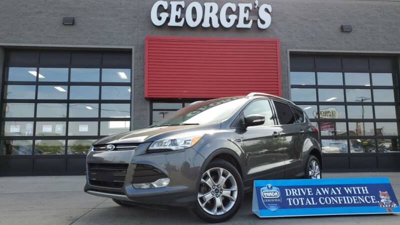 2015 Ford Escape for sale at George's Used Cars - Pennsylvania & Allen in Brownstown MI