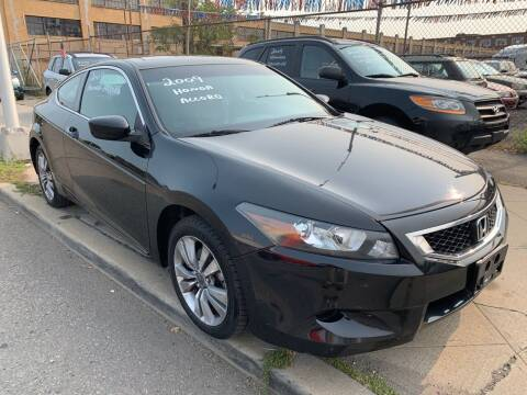 2009 Honda Accord for sale at Dennis Public Garage in Newark NJ