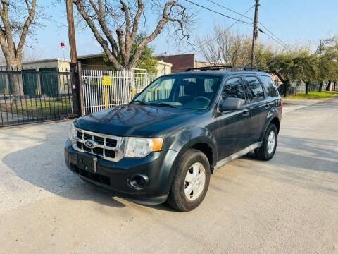 2009 Ford Escape for sale at High Beam Auto in Dallas TX