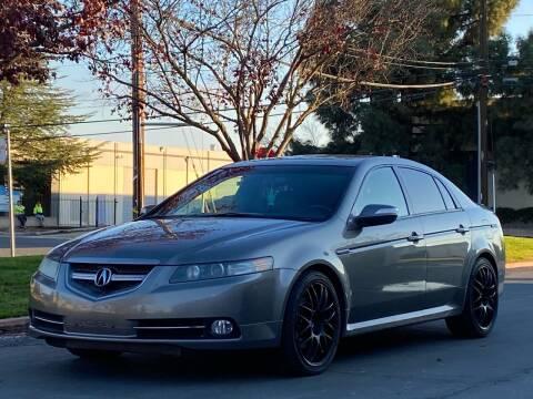 2007 Acura TL for sale at AutoAffari LLC in Sacramento CA