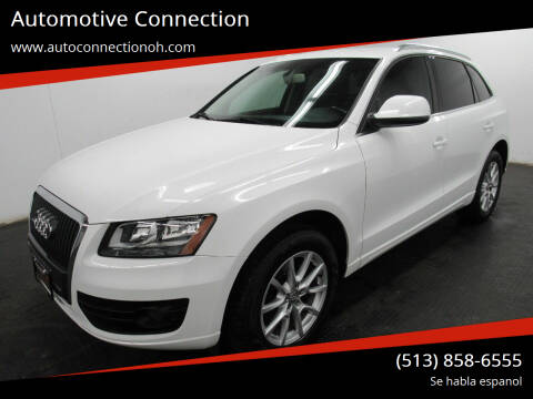 2012 Audi Q5 for sale at Automotive Connection in Fairfield OH