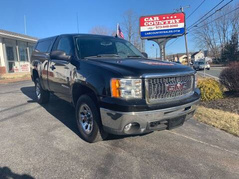 2008 GMC Sierra 1500 for sale at Car Country USA in Augusta NJ
