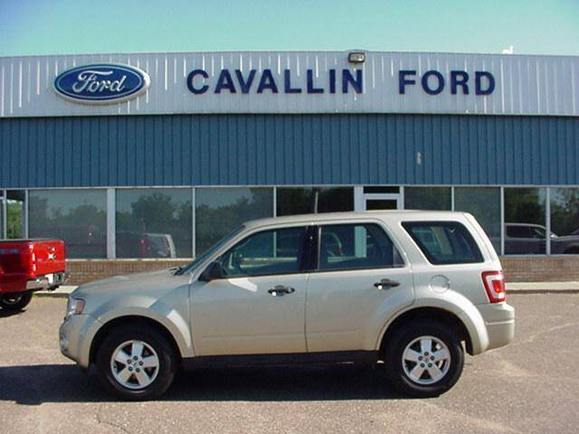 2012 Ford Escape for sale in Pine City, MN