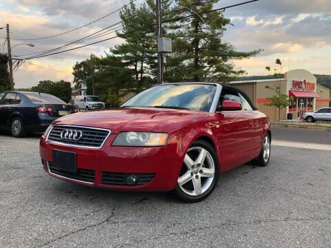 2003 Audi A4 for sale at Keystone Auto Center LLC in Allentown PA