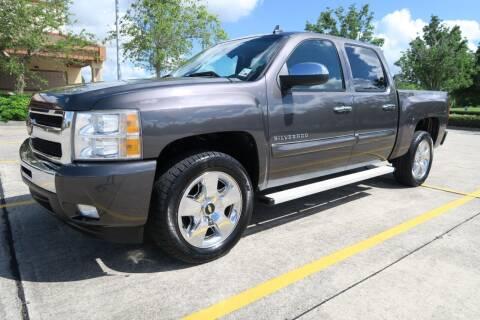 2011 Chevrolet Silverado 1500 for sale at Louisiana Truck Source, LLC in Houma LA