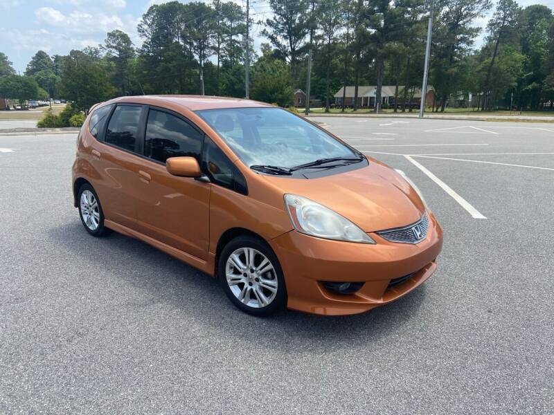 2010 Honda Fit for sale at Carprime Outlet LLC in Angier NC