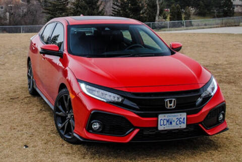 2020 Honda Civic for sale at Diamante Leasing in Brooklyn NY