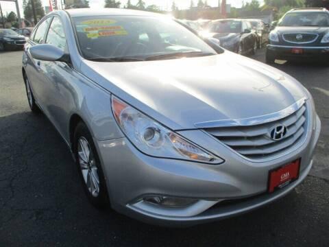 2013 Hyundai Sonata for sale at GMA Of Everett in Everett WA