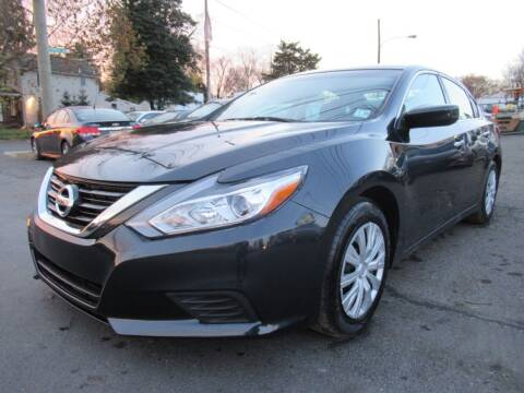 2016 Nissan Altima for sale at PRESTIGE IMPORT AUTO SALES in Morrisville PA