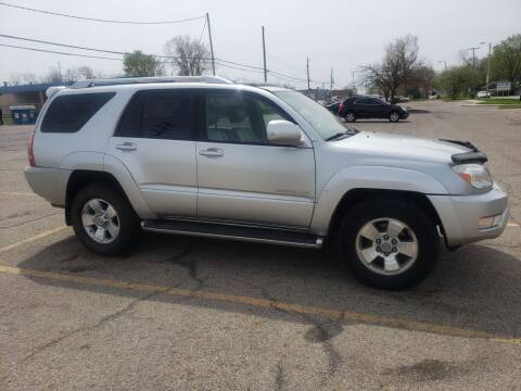 2004 Toyota 4Runner for sale at REM Motors in Columbus OH