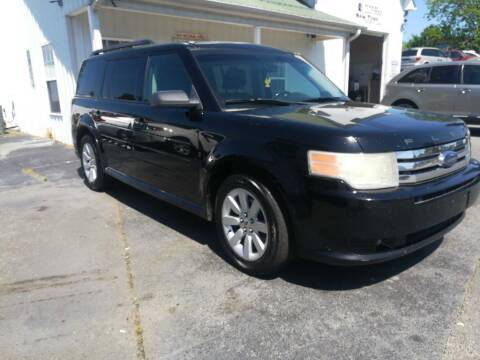 2009 Ford Flex for sale at Thomasville Auto Sales in Thomasville NC