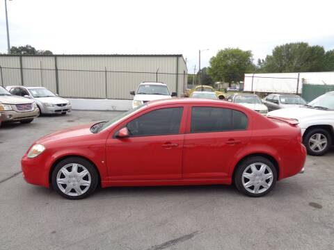 2009 Chevrolet Cobalt for sale at Cars Unlimited Inc in Lebanon TN