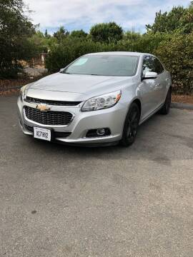 2015 Chevrolet Malibu for sale at North Coast Auto Group in Fallbrook CA