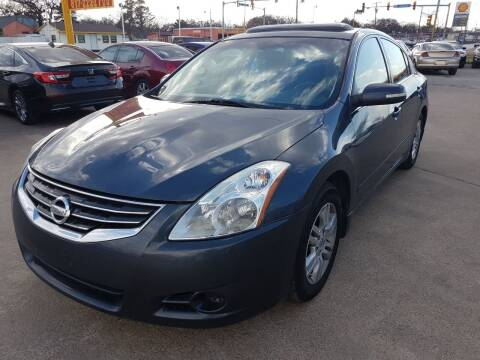 2010 Nissan Altima for sale at Nile Auto in Fort Worth TX