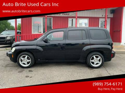 2008 Chevrolet HHR for sale at Auto Brite Used Cars Inc in Saginaw MI
