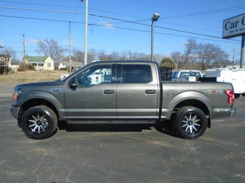 2018 Ford F-150 for sale at Car One in Murfreesboro TN
