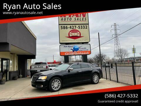 2014 Chrysler 300 for sale at Ryan Auto Sales in Warren MI