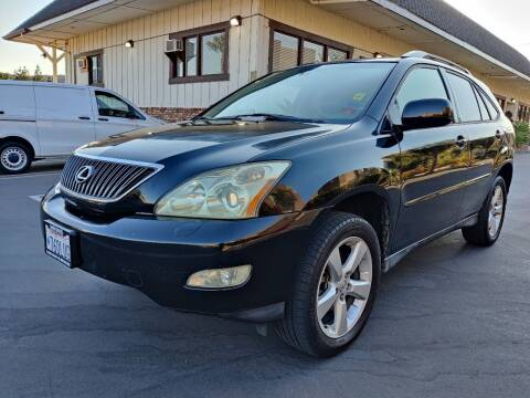 2006 Lexus RX 330 for sale at Apollo Auto El Monte in El Monte CA