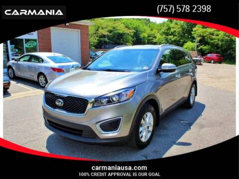 2017 Kia Sorento for sale at CARMANIA LLC in Chesapeake VA
