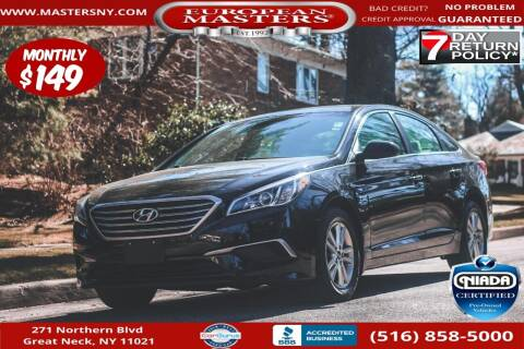 2017 Hyundai Sonata for sale at European Masters in Great Neck NY