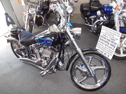 2002 Harley-Davidson SOFTTAIL DEUCE for sale at Fulmer Auto Cycle Sales - Fulmer Auto Sales in Easton PA