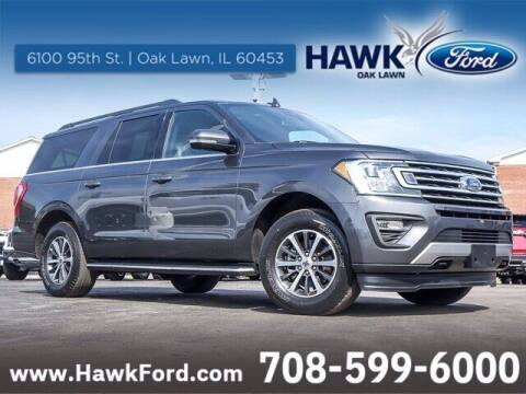 2018 Ford Expedition MAX for sale at Hawk Ford of Oak Lawn in Oak Lawn IL