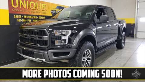 2012 Ford F-150 for sale at UNIQUE SPECIALTY & CLASSICS in Mankato MN