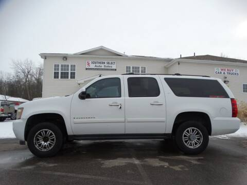 2007 Chevrolet Suburban for sale at SOUTHERN SELECT AUTO SALES in Medina OH
