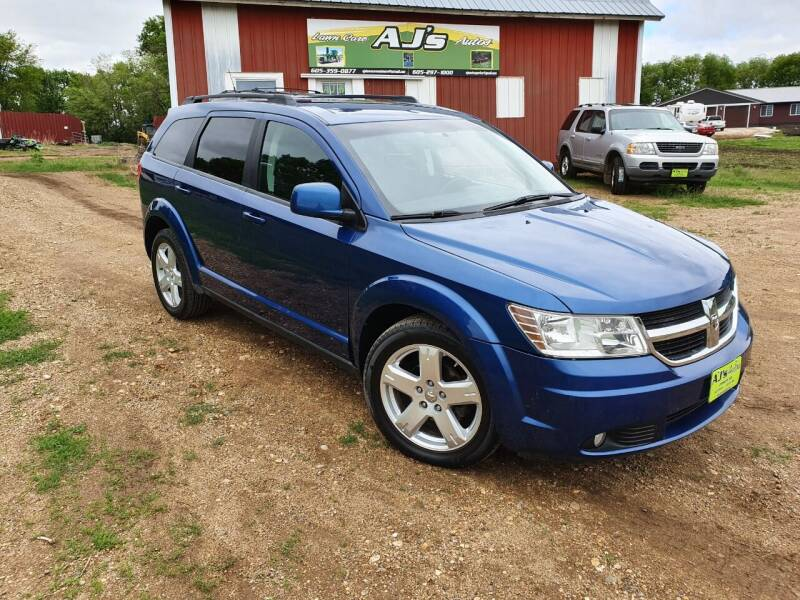 2010 Dodge Journey for sale at AJ's Autos in Parker SD