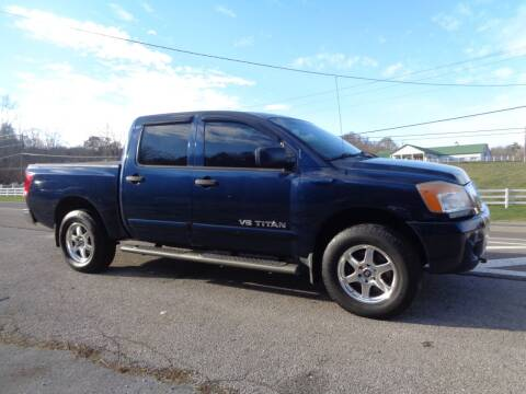 2010 Nissan Titan for sale at Car Depot Auto Sales Inc in Seymour TN