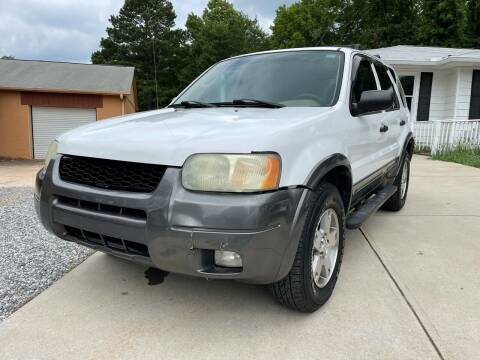 2004 Ford Escape for sale at Efficiency Auto Buyers in Milton GA