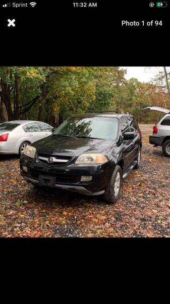2006 Acura MDX for sale at Whiting Motors in Plainville CT
