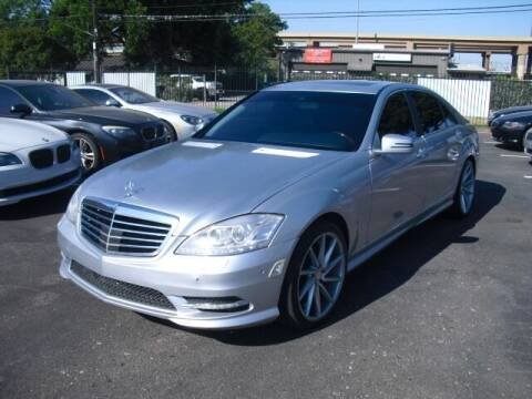 2012 Mercedes-Benz S-Class for sale at German Exclusive Inc in Dallas TX