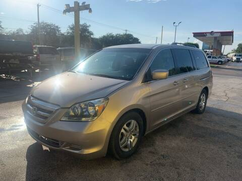 2007 Honda Odyssey for sale at Friendly Auto Sales in Pasadena TX
