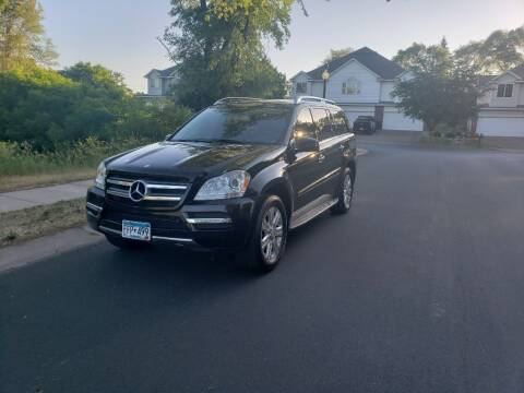 2011 Mercedes-Benz GL-Class for sale at Fleet Automotive LLC in Maplewood MN