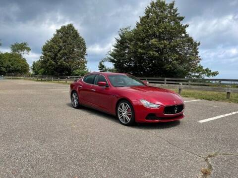 2015 Maserati Ghibli for sale at Select Auto in Smithtown NY