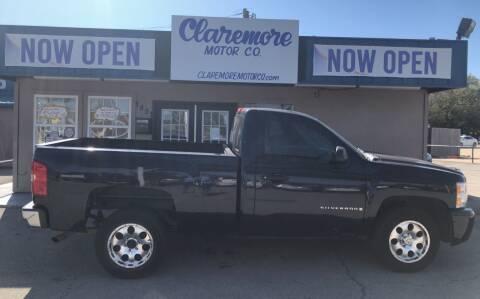 2008 Chevrolet Silverado 1500 for sale at Claremore Motor Company in Claremore OK