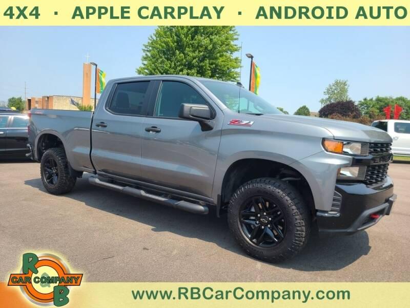 2020 Chevrolet Silverado 1500 for sale at R & B Car Company in South Bend IN