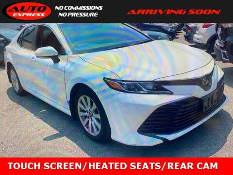 2018 Toyota Camry for sale at Auto Express in Lafayette IN
