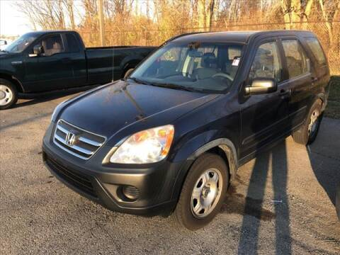 2006 Honda CR-V for sale at Tom Roush Budget Westfield in Westfield IN
