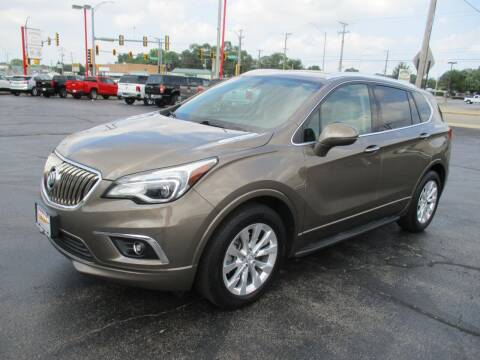 2017 Buick Envision for sale at Windsor Auto Sales in Loves Park IL